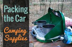 We've been car camping for about 6 years now, and we've put a lot of thought into what we should bring camping. We prefer to keep it as simple as possible, and since we drive a small To…