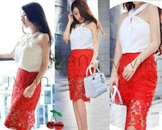 St vianie @47rb Atasan spdx+rokfull brukat import+furing, fit L, seri 2pcs, ready 5mgg ¤ Order By : BB : 2951A21E CALL : 081234284739 SMS : 082245025275 WA : 089662165803 ¤ Check Collection @ : FB : Vanice Cloething Twitter : @VaniceCloething Instagram : Vanice Cloe
