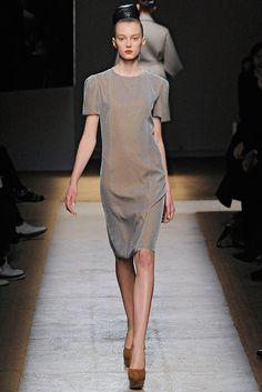 Saint Laurent Fall 2009 Ready-to-Wear Fashion Show - Sigrid Agren (Elite)