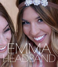 Emma Headband | jolieusa.com