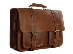 Sonoma Leather Carry On Satchel