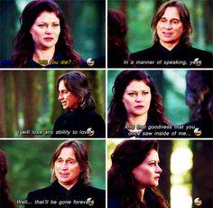 """Belle and Rumple - 4 * 18 """"Sympathy for De Vil"""""""