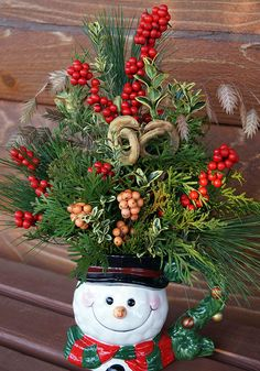 Mid-Atlantic: December Garden To-Do List - FineGardening Winter Container Gardening, Fine Gardening, Plant Labels, Holiday Gifts, Holiday Decor, Spring Bulbs, Seed Starting, Garden Ornaments, Garden Gifts