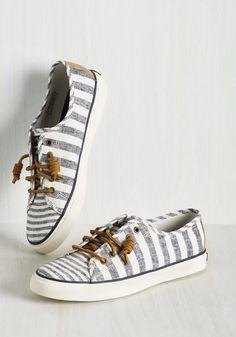 Flats - Let's Get Preppy to Rumble Sneaker