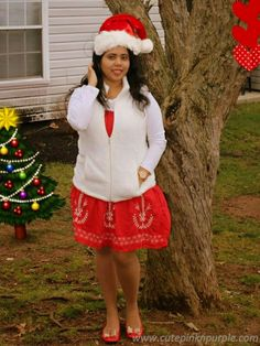 cutepinknpurple: Christmas : OOTD & My Gifts unwrapped !!