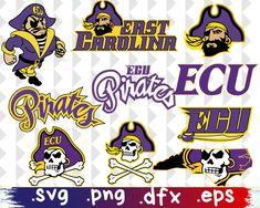 East Carolina University Athletics, East Carolina Pirates svg, East Carolina Pirates clipart, NCAA