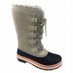25.99$  Watch here - http://vigqc.justgood.pw/vig/item.php?t=0p5mwj64999 - Ozark Trail Women's Tall Winter Boot, Ivory, 10 25.99$