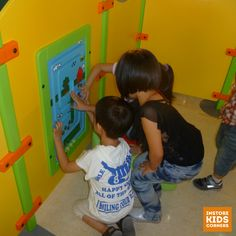 Sometimes all you need is some time with your friends. In play children learn about friendships.