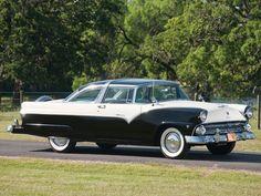 1955 Ford Fairlane Crown Victoria Hardtop