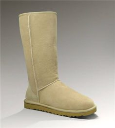 UGG Tall Classic 5815 Sand Boots $105.00