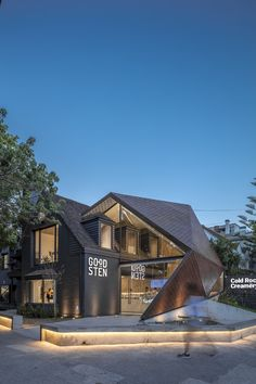 Goodsten | Hitzig Militello Arquitectos #Argentina #BuenosAires #construction #FedericoKulekdjian #Goodsten #HitzigMilitelloArquitectos #Steel #Wood