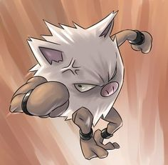 Pokemon #57- Primeape