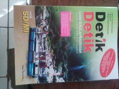 Buku Detik-Detik Ujian Sekolah,Madrasah Tahun Pelajaran 2013-2014
