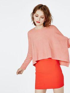 MYRIAM Pink | maje.com
