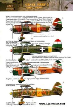Luftwaffe, Italian Air Force, Defence Force, Ww2 Planes, Ww2 Aircraft, Paint Schemes, Plastic Models, Wwii, The Unit
