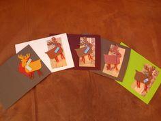 Novoletne voščilnice, Christmas cards