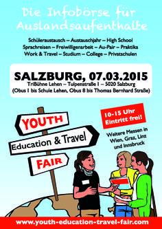 YETF #Salzburg: 07. März 2015, TriBühne Lehen