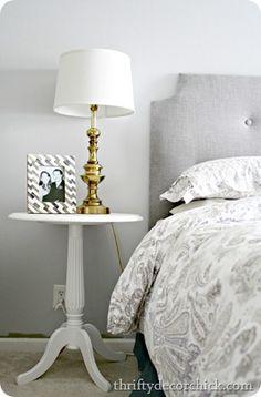 80 s nightstand redo Nightstand Lamp 59d4c72f7b