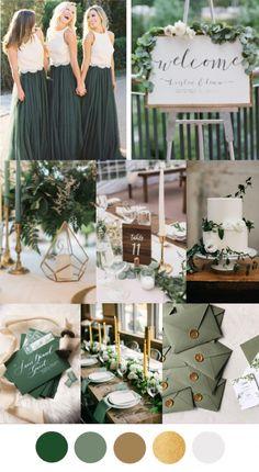 Jak vytvořit svatební mood board – Svatby podle nás Program, Wedding Mood Board, Mood Boards, Den, Dream Wedding, Palette, Colour, Table Decorations, Nice