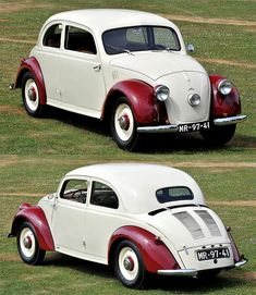 Mercedes-Benz 170 H 1936 - Best Cars & Classic Cars & Luxury Cars - Sports cars - Motorcycles Fiat 500, Classic Trucks, Classic Cars, Classic Mercedes, Best Muscle Cars, Mercedes Benz Cars, Unique Cars, Car Travel, Car Brands