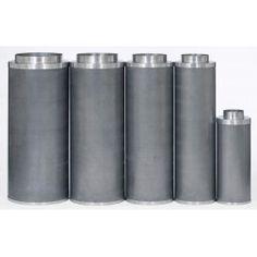 Filtro Can-Lite 300 M3 (45 Cm Boca 100/125) Plastico