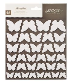 Heyday Mistable Shapes - Butterflies at Studio Calico #StudioCalicoPinToWin