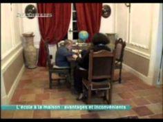 ▶ L'Ecole à la Maison - YouTube