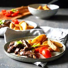 Játra na cibulce - Kuchařka pro dceru Tacos, Mexican, Beef, Treats, Ethnic Recipes, Food, Meat, Sweet Like Candy, Goodies