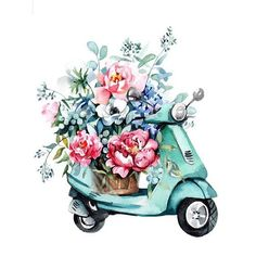A wallpaper is a fun way to personalize your mobile phone as well as to inspire yourself. The perfect iPhone wallpaper pictures. Watercolor Drawing, Watercolor Flowers, Watercolor Paintings, Watercolor Background, Drawing Flowers, Free Illustration, Watercolor Illustration, Cute Wallpapers, Art Inspo
