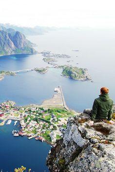 Top 10 Photos Of The Scandinavian Fishing Village From Your Dreams - via Dennis Janssen