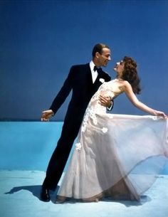 Fred Astaire and Rita Hayward