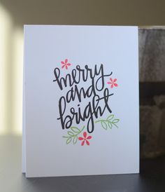 Time Out: Merry and Bright