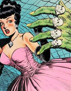 vintage horror comics - Google Search