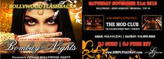 Bollywood Party, In The Heart, Dj, Events, Asian, Pure Products, Night, Movie Posters, Film Poster