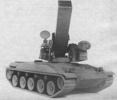 1970 AMX 30 JAVELOT
