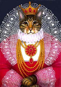 QE Cat  ~*~  Stephanie Stouffer