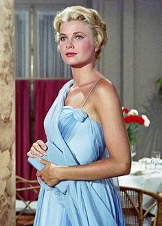 Grace Kelly em Ladrão de Casaca/ To Catch A Thief, 1955