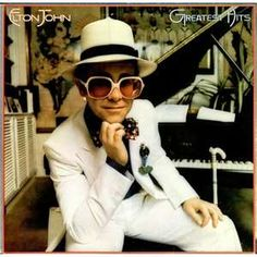 Elton John my first album... I paid 7.99 at Twin Fair and my dad threw a fit! I wasted money he said.. Wow!