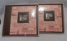 Kelly Panacci, Recordable Memory Book, Scrapbook, One of a Kind, Lot of 2 - NEW #KellyPanacci