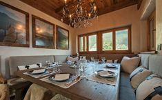 Verbier Ski Chalet Annelies The Chalet Is Offered On Catered Basis