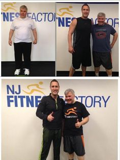WHAT A TRANSFORMATION!  55 LBS down in 4 MONTHS!  We are so proud of our client Paul. Incredible progress!