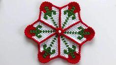 Goncagül Fiber Model Making # Tasarımlif on # Yeniliförnek of the the Crochet Bedspread, Crochet Doilies, Christmas Decorations, Christmas Ornaments, Holiday Decor, Woolen Craft, Travel Size Products, Sewing Tutorials, 30