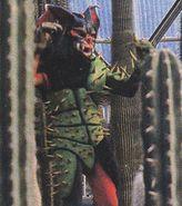 Sabotenbat - Revived Gel-Shocker Kaijin