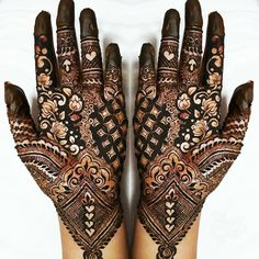 42 New Arabic Mehndi Designs for Every Occasion Stylish Mehndi Designs, Wedding Mehndi Designs, Mehndi Design Pictures, Best Mehndi Designs, Arabic Mehndi Designs, Beautiful Mehndi Design, Mehndi Designs For Hands, Mehndi Images, Karva Chauth Mehndi Designs