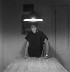 Image from the Kitchen Table series    Carrie Mae Weems