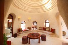 Eco domo. Interior