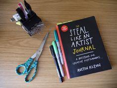 Austin Kleon, Artist Journal, Inside Me, Articles, Marketing, Music, Creative, Gifts, Photography