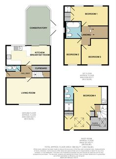 Nice little 2 story with a roof room Conservatory, Cupboard, Floor Plans, Flooring, How To Plan, Nice, Room, Clothes Stand, Bedroom