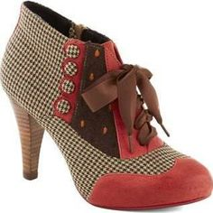 mix and match heel by poetic licence