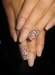 coffin shaped nails - Google Search